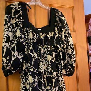 Silk Aqua dress